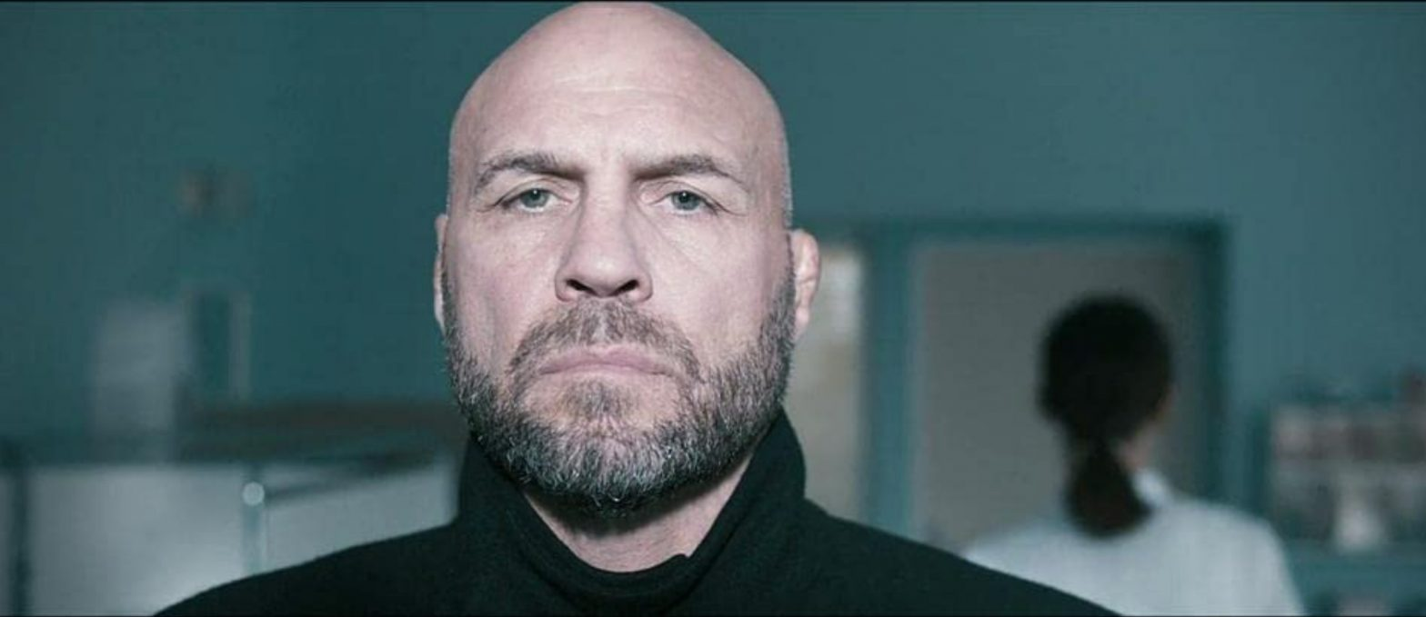 Randy Couture supports Global Airway Health Day